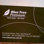 Photo of Blue Tree Premium Verbo Divino