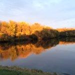 Nauvoo State Park - Horton Lake. Just east of Historic Nauvoo