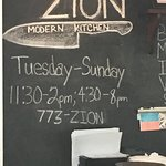 Foto van Zion Modern Kitchen