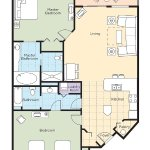 Wyndham Cypress Palms Floor Plan