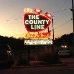 Bilde fra County Line BBQ