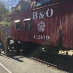 Zdjęcie B&O Railroad Museum