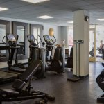 Enjoy the Fitness Center