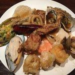 Tasty food at Ginza Buffet