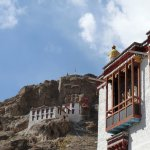 Photo de Thiksey Monastery