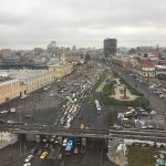 Photo de Hilton Moscow Leningradskaya