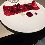 Raspberry desert