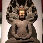 Khmer influence Buddha image