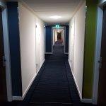 HI Express Duxford - Corridor