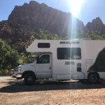 Photo of Zion Canyon Campground