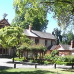Historic and stately: Riccarton house