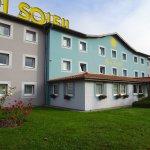 Hotel Roi Soleil Colmar Foto