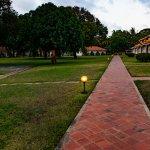 near villa areas