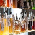 Infused spirits are the Portobello Star's specialty