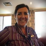 PAULA AT THE PREMIER INN CHESTER