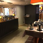 BUFFET AT THE PREMIER INN CHESTER