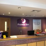 RECEPTION AT THE PREMIER INN CHESTER