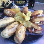 Foto di Cerveceria 100 Montaditos