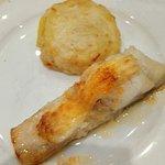 Cod and potatoes