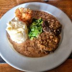 The Redesdale Arms Haggis!