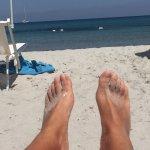 Photo de Spiaggia di Capo Comino