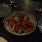 Pics taken in Hakkasan a Chinese restaurant in Dubai Dr. Javed Rasheed