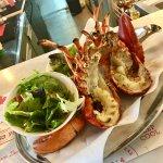 Grilled lobster S$58++