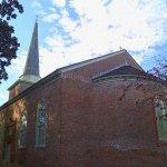 Back of St Paul's Episcopal church