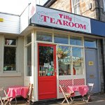 Tilly Tearoom - Tillicoultry, Scotland