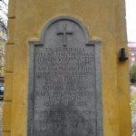 Memorial Plaque (Finnish)