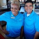 Karen and Juan Carlos, just fantastic people!