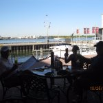 Happy Hour on the pier Baby!