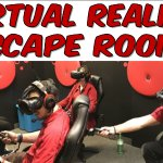 Work together in our virtual reality escape room!