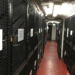 Lockers to store your bags prior to booking in, or if you just need somewhere to store them