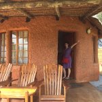 Great place to stay , woke up and had 2 female Nyala on porch looking at me ... what a friendly