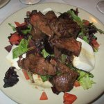 Steak Salad minus the red bell peppers.