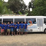 Tropical Tours Shuttles team
