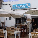 oldest Bar in Fuerteventura - a great place to spend relaxed hours - with a great view and a gre