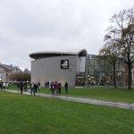 Museum Quarter, Ámsterdam, Holanda.