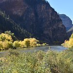 Glenwood Canyon Bike Trail Foto
