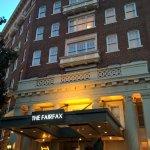 使館區費爾法克斯酒店照片
