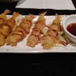 Tempura Shrimp appetizer