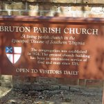 A still active church