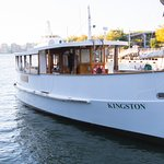Our Boat, The Kingston