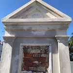 Recently restored tomb by Save Our Cemeteries