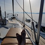 Blue Water Sailing Greece resmi