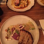 The dishes were great! The service is wonderful and the taste is special! Have my recommend