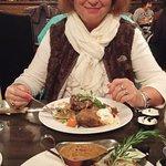 Dinnar at Remington's