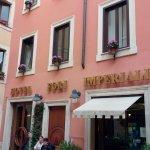 Foto de Hotel Fori Imperiali Cavalieri