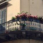 Via Botta corner Via Santa Chiara